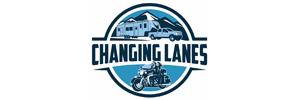 Logo of Changing Lanes.